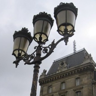 bed and breakfast chambre hotes paris Lampadaire